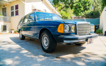 1984 Mercedes-Benz 300TD Estate Wagon