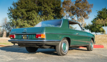 1976 Mercedes-Benz Stroke 8 full
